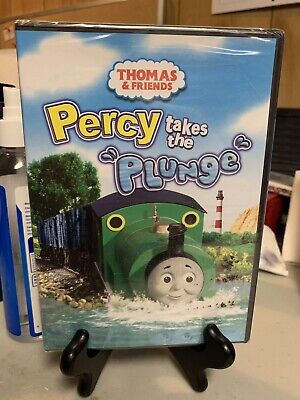 Thomas Friends Percy Takes The Plunge New Dvd 7 Episodes Free Shipping