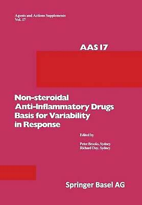 Non-Steroidal Anti-Inflammatory Drugs Basis for Variability in Response: 16 18 M