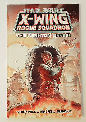 Star Wars X-Wing Rogue Squadron - The Phantom Affair - Dark Horse
