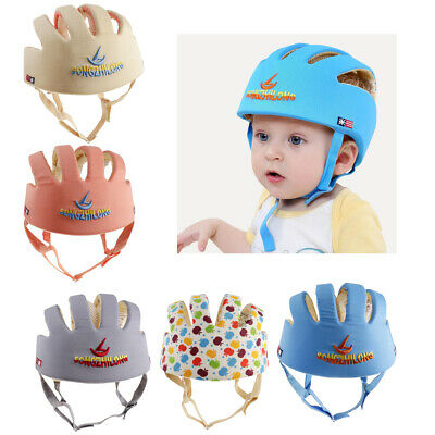Infant Baby Toddler Safety Helmet Kid Head Protection Hat for Walking Crawling
