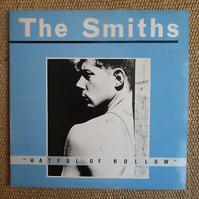 The Smiths ‎– Hatful Of Hollow: ROUGH 76 UK 1984 vinyl LP Morrissey