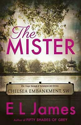 BUY 2 GET 1 FREE! The Mister by E L James New Paperback Book! NEW! FREE POST!