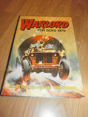 Pick Any 2 Warlord Annuals, 1979 1980 1981 1982 1983 1984