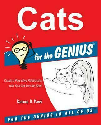 Cats for the GENIUS by Ramona D. Marek (English) Paperback Book Free Shipping!