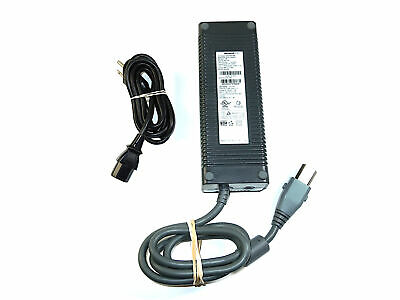 Official OEM Xbox 360 203W 12V 16.5A AC Adapter Power Brick DPSN-186EB A Rev 00