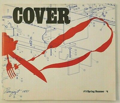 Cover, A Magazine Of Art Spring/Summer #5 1981