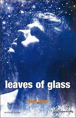 Leaves of Glass by Philip Ridley (English) Paperback Book Free Shipping!