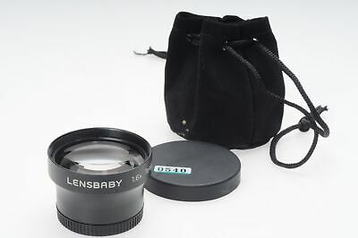 Lensbaby 1.6x Telephoto Lens for Composer, Muse, Control Freak              #540