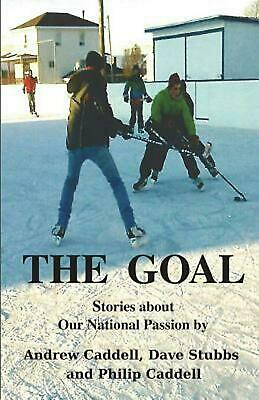 The Goal by Andrew Caddell (English) Paperback Book Free Shipping!