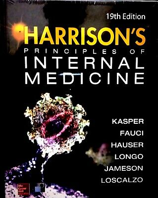 Harrison's Principles of Internal Medicine 19th Edition | J. Larry Jameson
