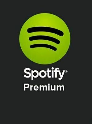 ⭐Spotify Premium 12 Month Activation Delivered Digitally By Email FAST DELIVERY⭐