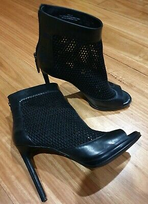 Wittner Ankle Boots - Size 42 Black