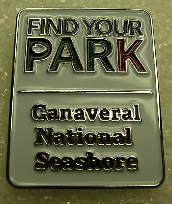 Canaveral National Seashore used Hat Lapel Pin Tie Tac HP1199