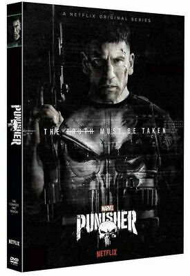 The Punisher Season 1 DVD Final Series Brand New & Sealed Post UK Compatible