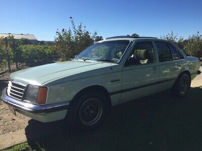 Holden SL Commodore VB 1979 1 owner with low Klms