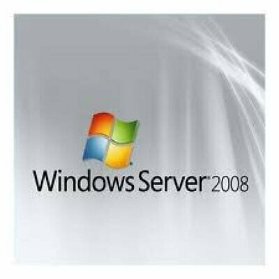 MSFT Windows Server 2008 R2 Standard Edition 64 BIT FULL RETAIL LICENSE