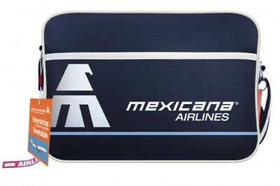 Sac Airlines Originals Flight Retro Bag Mexicana Airlines