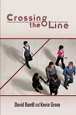 Crossing the Line by Kevin Green (English) Paperback Book Free Shipping!