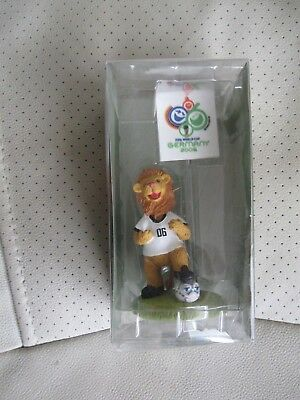 Porte Photo, mascotte coupe du monde 2006 Allemagne. Germany 2006 FIFA World Cup