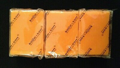 Kojie San Skin Lightening Kojic Acid Soap x3 135g each - Original Large Size