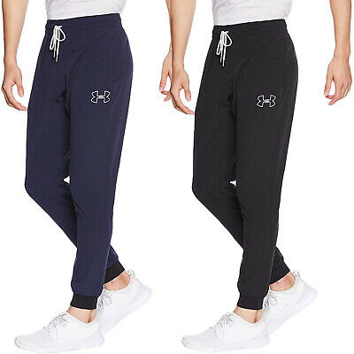 Under Armour Mens Baseline Woven Sports Jogging Bottoms Joggers Trousers