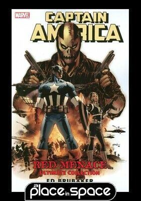 Captain America Red Menace Ultimate Collection  - Softcover