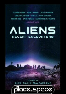 Aliens Recent Encounters - Softcover