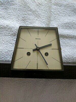 Antique Hermle Mantle Clock. Chiming Clock With Key