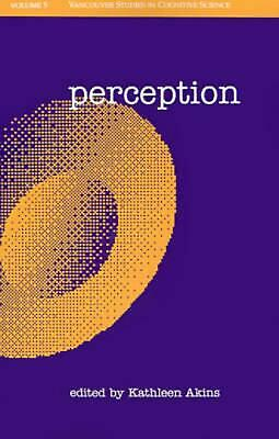 Perception by Kathleen Akins (English) Paperback Book Free Shipping!