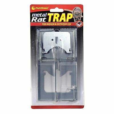 Metal Rat Mouse Trap Quick Effective Metal Mouse Pest Trap Indoor Outdoor