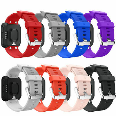 Replacement Strap for Garmin Forerunner GPS Running Watch 35 Silicone Band