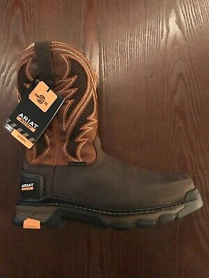 3cdfc3a4388 ARIAT 10023042 INTREPID VentTEK Square Safety Toe 11