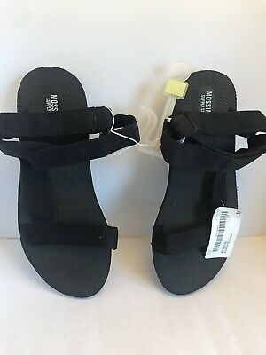 5688974a006b Womens Mossimo Sandals Size 10 Straps New Footwear Fashion Summer Nice