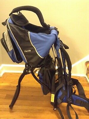 c32db83a179 Cubbs Panda Baby Child Toddler Infant Backpack Carrier Trail Hiking-Lowest  Ebay