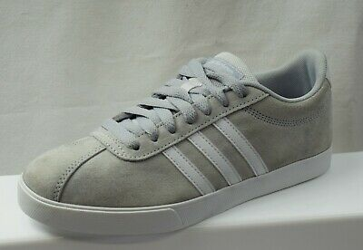 ADIDAS  COURT SET SUEDE LADIES TRAINERS BRAND NEW SIZE UK 5 (EZi7) EX DISPLAY