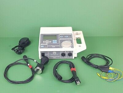 Ultrasound Unit EMS 850 Combination Ultrasound+Interferential +1 & 3 MhZ Probes
