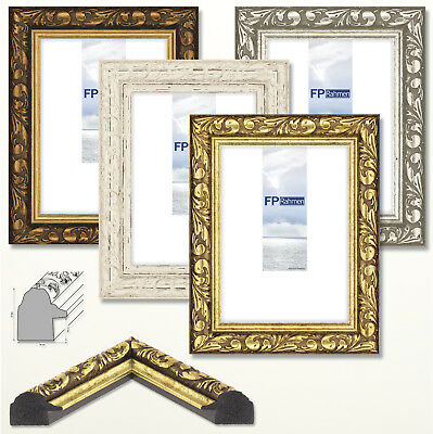 Baroque Frame Picture Wedding Antique Shabby Chic Gold Silver Bronze