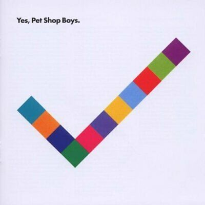 Pet Shop Boys Yes (All Over The World, Vulnerable) 2009 Parlophone CD
