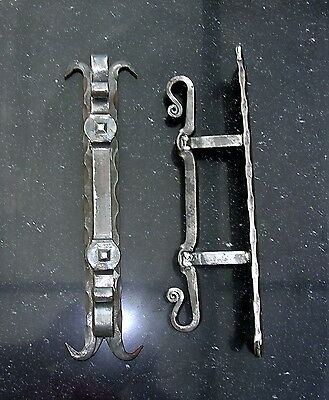Wrought Iron Door  / Grab Handle Hand Made