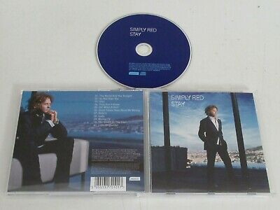 Simply Red/Stay(5055131701017)Cd Album