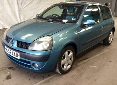 "2002/52 Renault Clio 1.5dCi 65 Extreme ""£30 Road Tax & Free Delivery"""