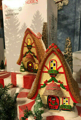 North Pole Tinker/'s Tiny Home #4036547 Department 56