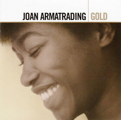 Gold by Joan Armatrading (2 CDs, 2005, A&M, Very Good cond.)