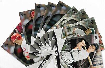 2018 Topps series 2 Instant Impact Insert #1-49 U Pick From List Free Ship 10+