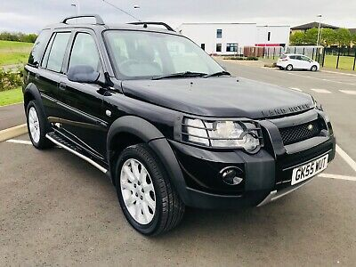 Land Rover Freelander 2.0 TD4 4x4 Freestyle.2 owners,Full Service History,