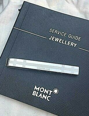 d8584ba0b526 State-Of-The-Art Montblanc Essential Sartorial Stainless-Steel Tie Bar