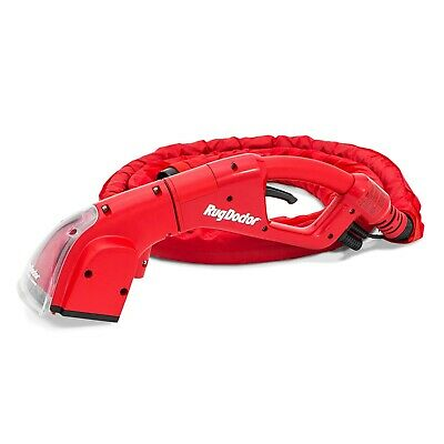 Rug Doctor Pro Deep Upholstery Tool Head and 12 Foot Hose; Motorized Brush