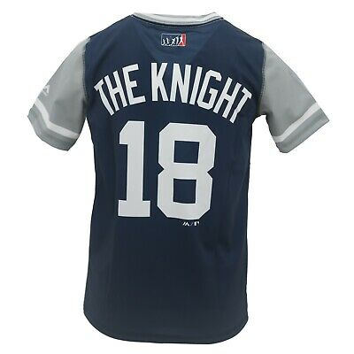 reputable site e0a59 d9e74 NEW YORK YANKEES MLB Genuine Kids Youth Size Didi Gregorius Jersey-Style  Shirt