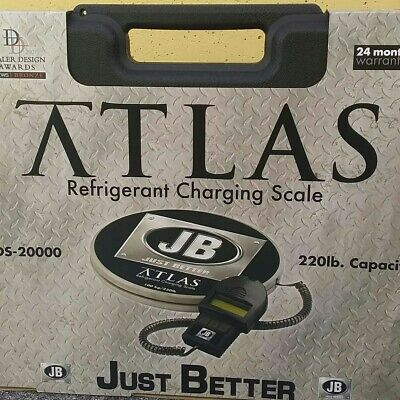 Atlas,  Refrigerant Charging Scale