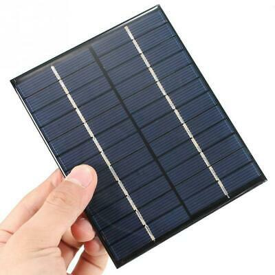 12V DIY Solar Panel Trickle Charger Solar Battery Charger Sun-power Outddoor JL